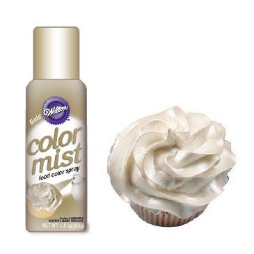 Wilton Color Mist Spray ORO gr 42