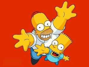 Torte con i Simpson