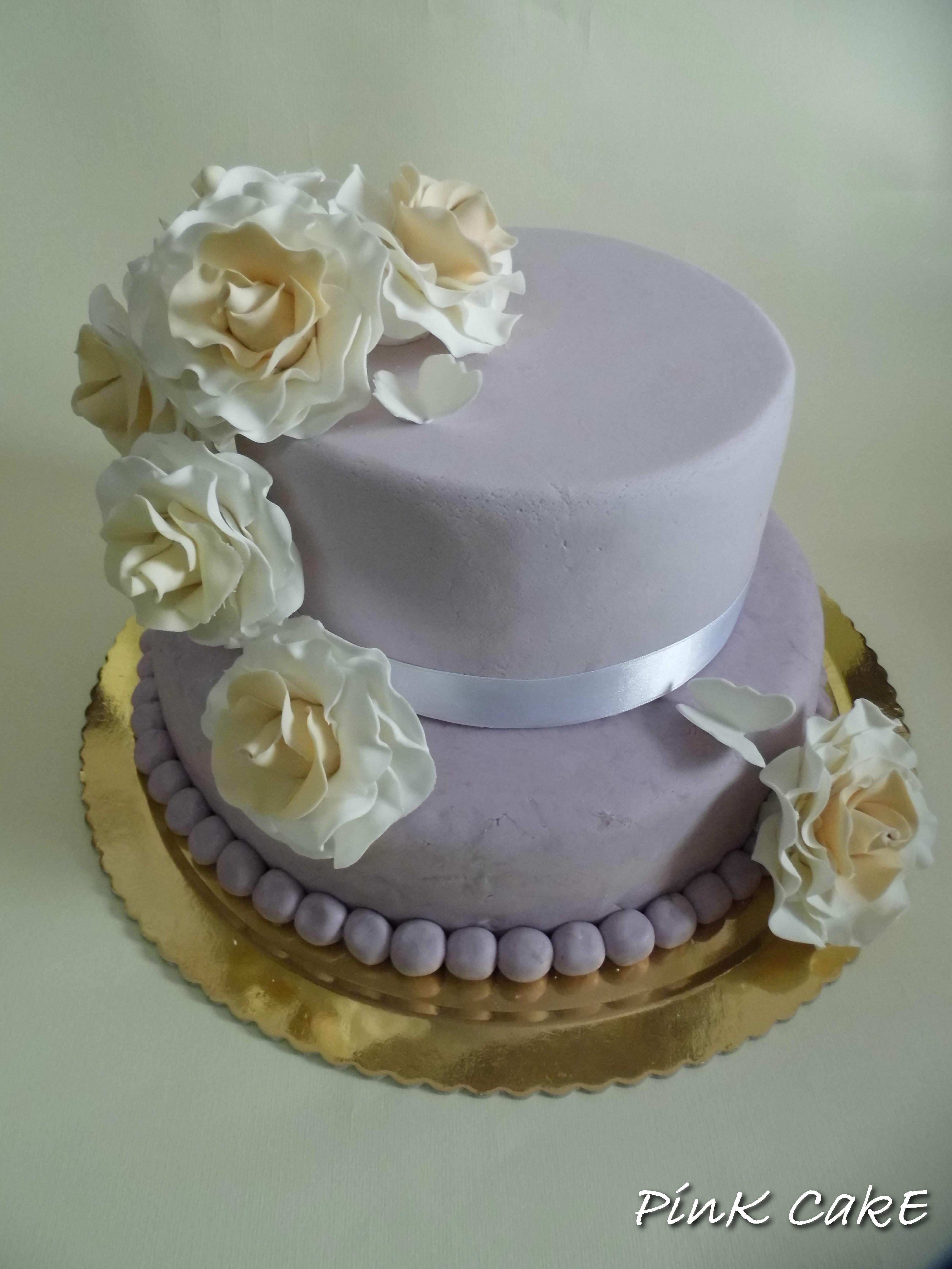 Torte decorate per la comunione o cresima