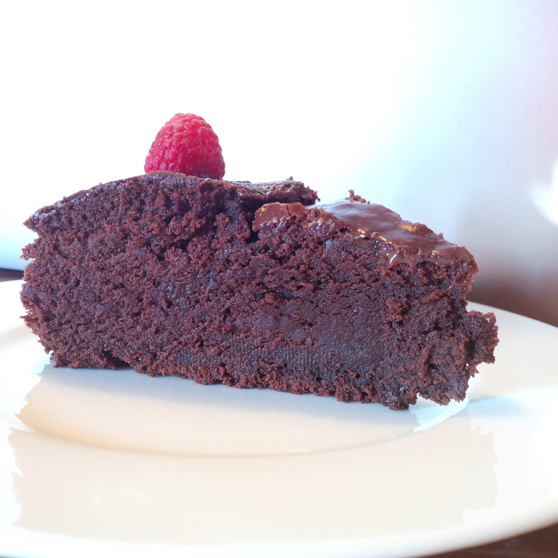 Ricetta Mud cake al cioccolato fondente