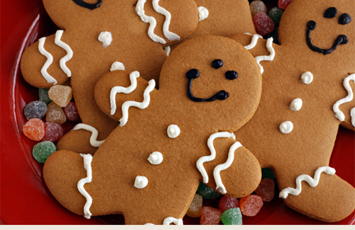Biscotti Pan di zenzero – Gingerbread