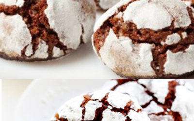 Biscotti Ciocco Nevati